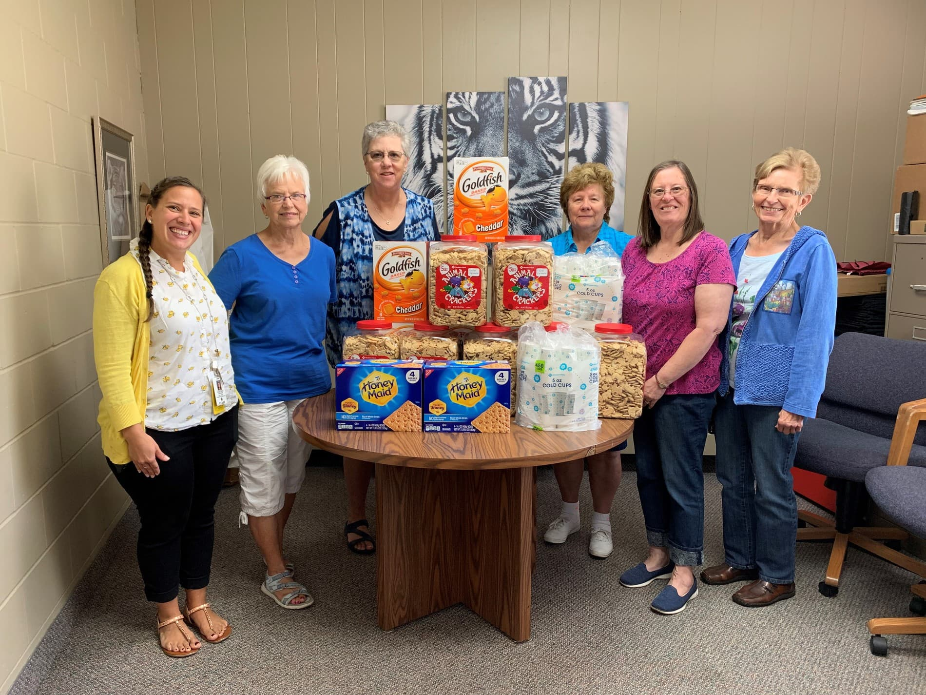 2019 Bonner snack donation