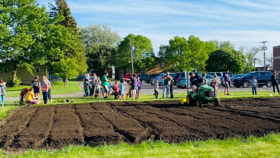 St. John's Community Garden 5/26/2021