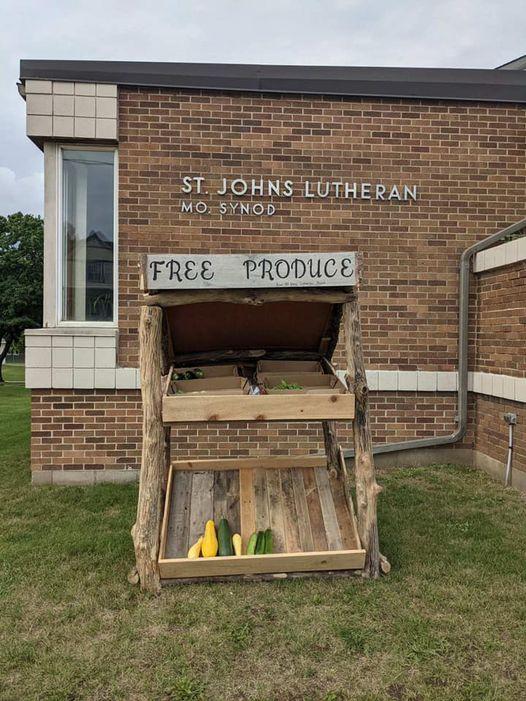 St. John's Produce Stand